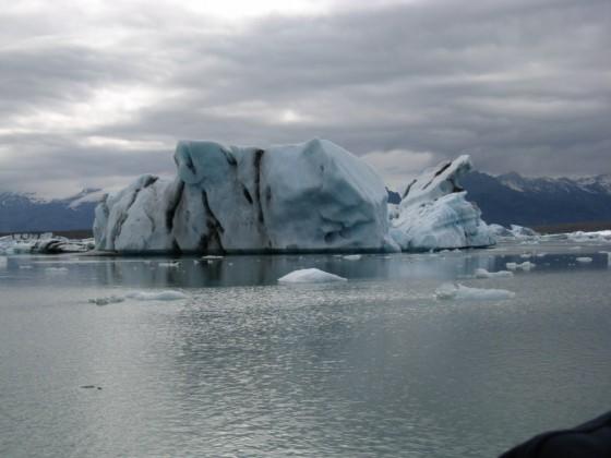 Island 2007 - Jökulsarlon
